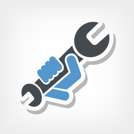 bricolage: Wrench icon