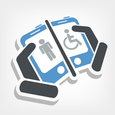 facilitated: Disabled device