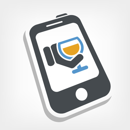 sommelier: Winery mobile icon