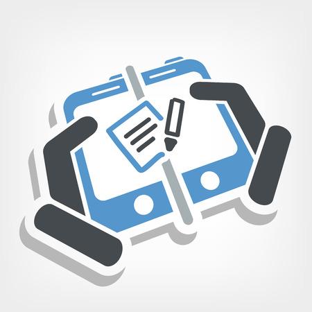 sender: Mailbox on device