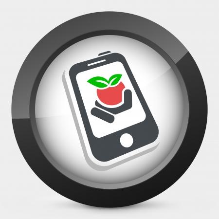 gravy: Farm contact icon