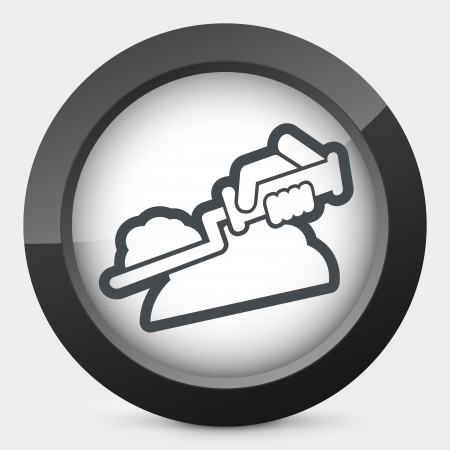 mounds: Bricklayer icon