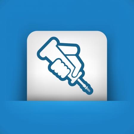 broken link: Icono del destornillador Vectores