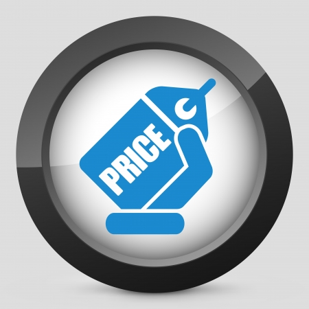 show off: Label price icon