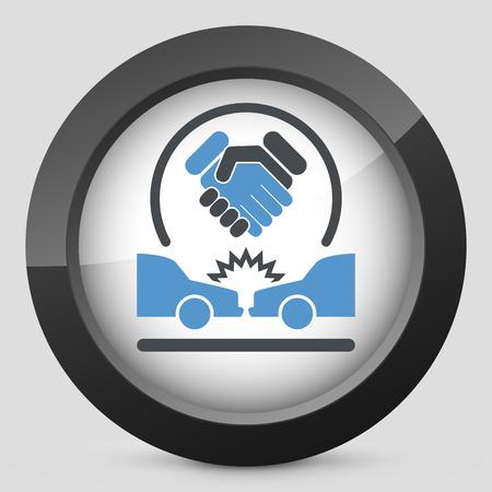 mediateur: Accord sur les accidents de la route