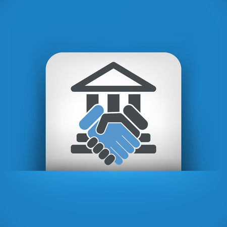 magistrates: Courthouse agreement icon