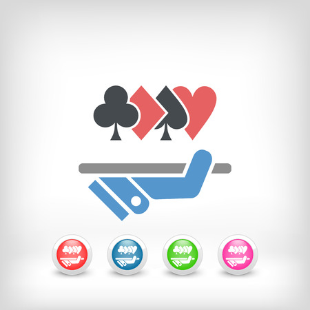 vice: Betting center icon