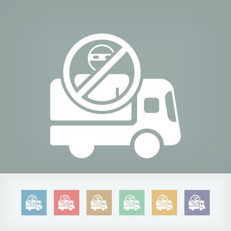 armored safes: Security van Illustration