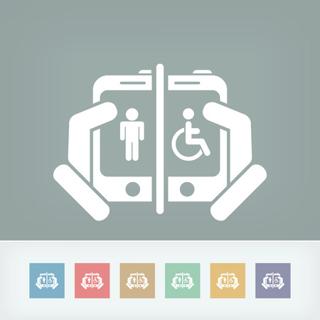 facilitated: Disabled social network