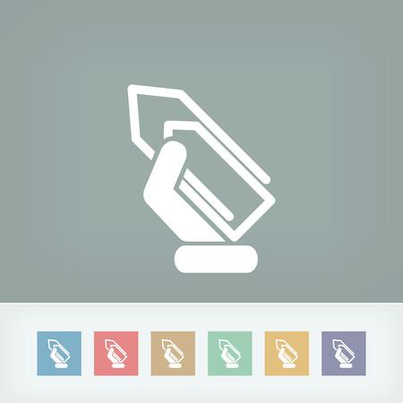comprehend: Clip icon