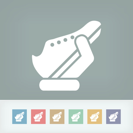 Shoes icon Stock Vector - 27150997