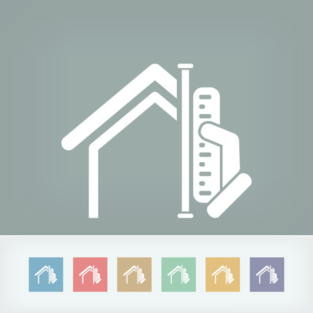 Measurement icon Vector