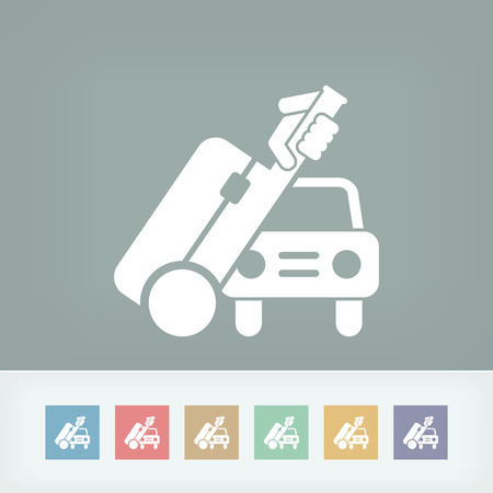 trolley case: Car travel
