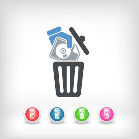trashing: Software trashing