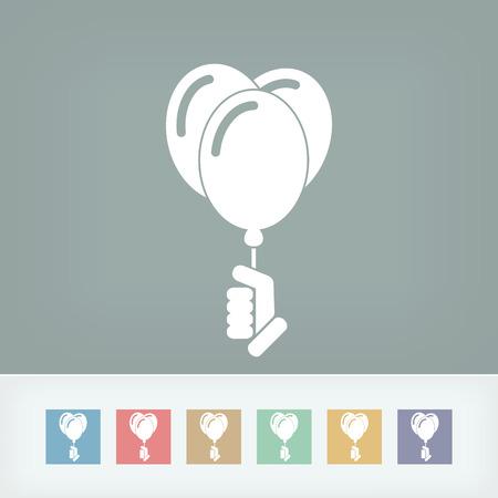 corporate event: Ballon icon