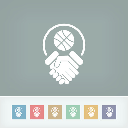 sponsors: Basketball fairplay icon