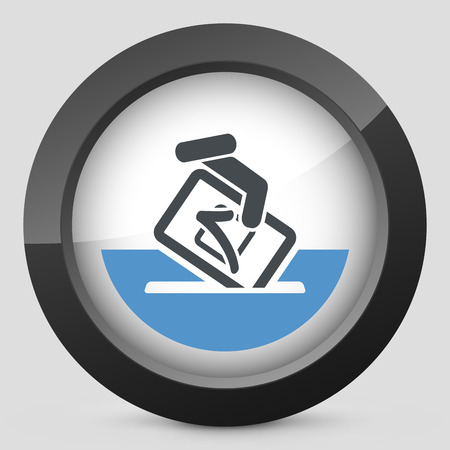 electors: Vote symbol icon