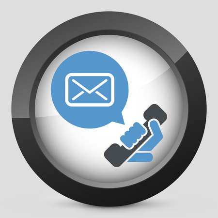 Answering machine icon