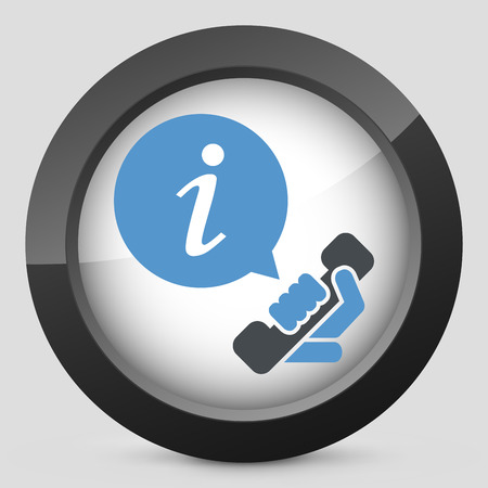 call centers: Infoline icon