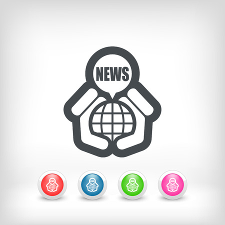 news update: News icon