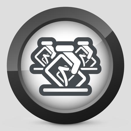 electors: Vote concept icon