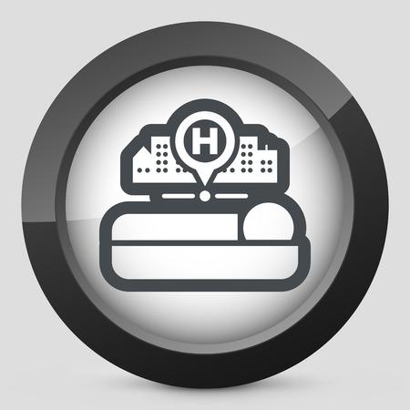 malady: Hospital icon