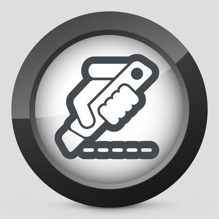 bricolage: Cutter icon