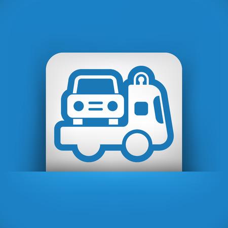 wrecker: Wrecker icon