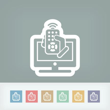 tv remote: Телевизор пультом дистанционного управления