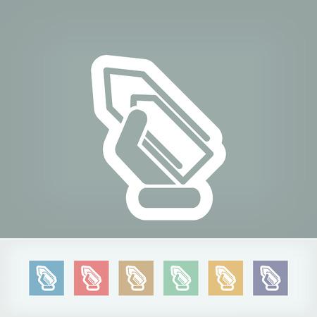 embody: Clip icon