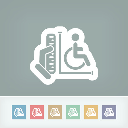 obligations: Disabled access area