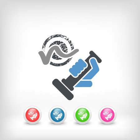 Stamp icon Vector