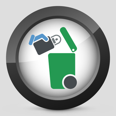 cfc: Separate waste collection icon