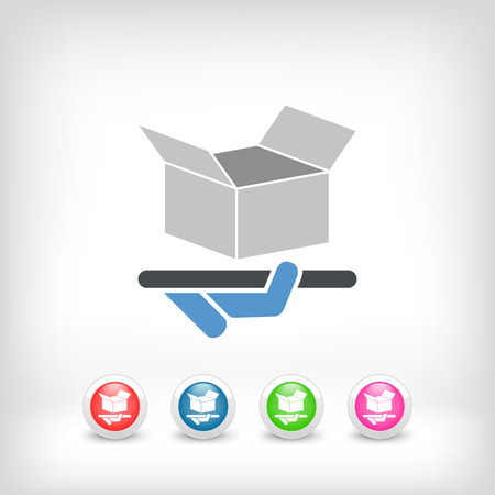 packaging icon: