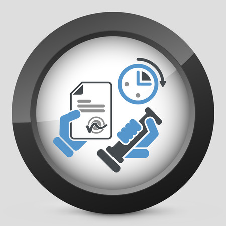 career timing: Time for the official document