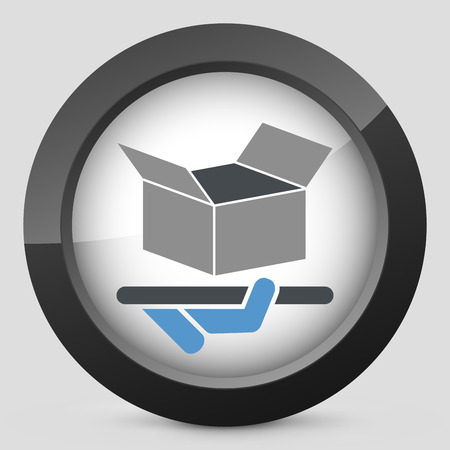 packaging icon: Packaging icon