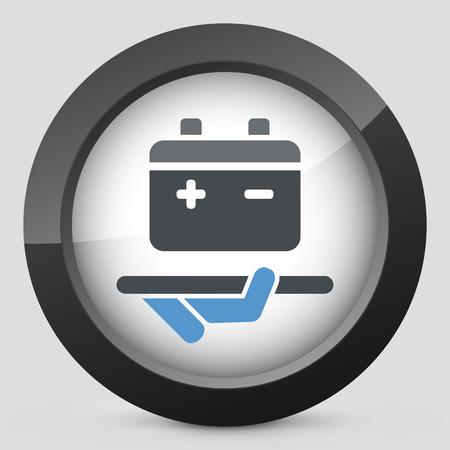 amperage: Car battery