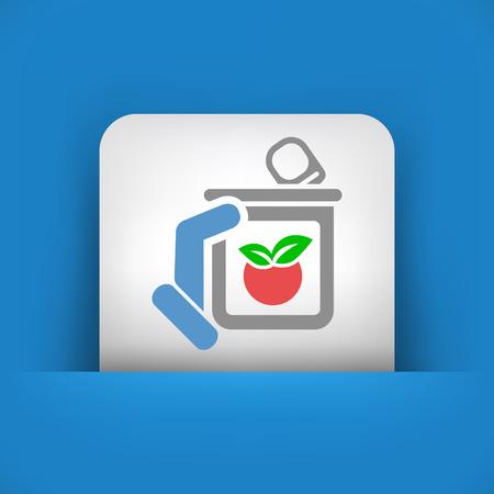 preservatives: Tomates enlatados