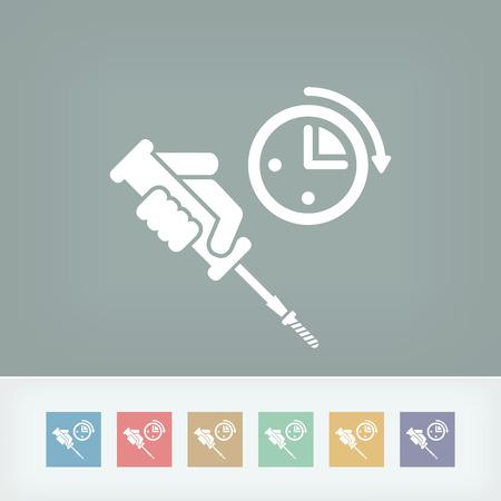 Fast assistance Illustration