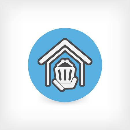 consignee: Store icon