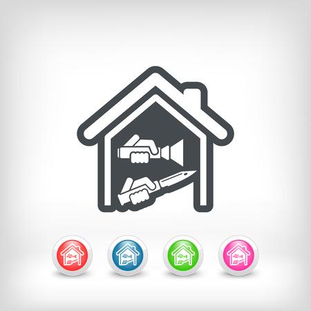 burglary: Home robbery