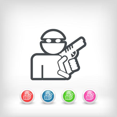 murderess: Thief armed