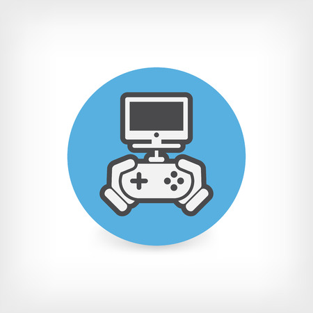 joypad: Video game icon