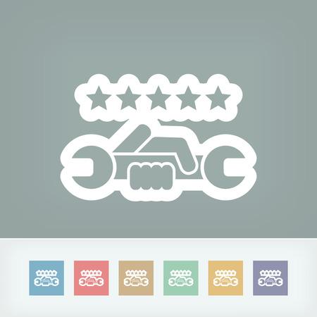 upkeep: Assistance icon