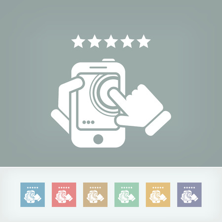 rated: Smartphone icon. Top rated.