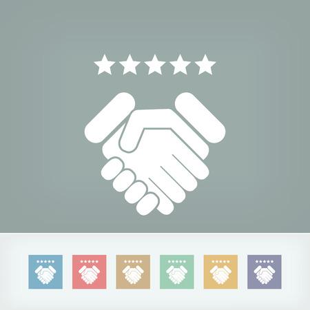 honestidad: Satisfacci�n por el mejor servicio.