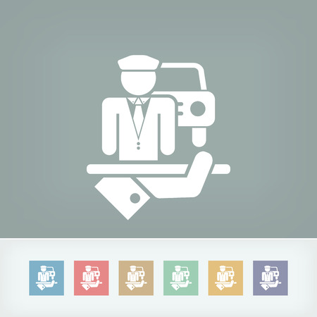 chauffeur: Chauffeur icon