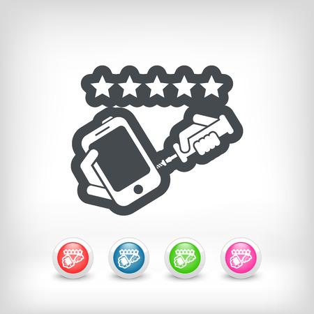upkeep: Phone assistance icon
