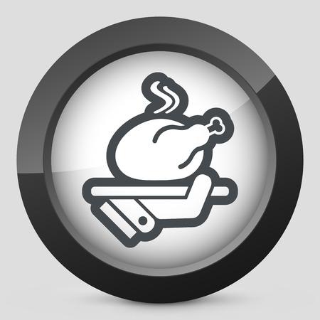 manservant: Restaurant icon