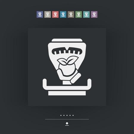 fruitage: Fruiterer scale icon
